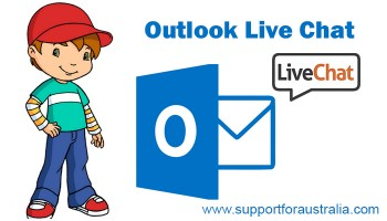 Outlook Live Chat to Resolve all Types o