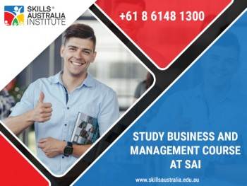 Learn management with Skills Australia institute (RTO 52010)