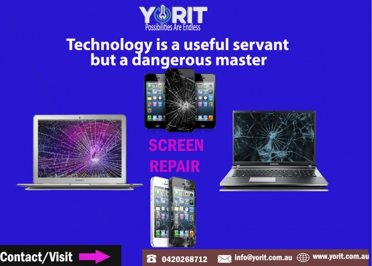 Screen Repair Service