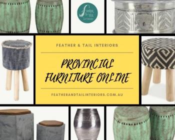 Top Provincial Furniture Online