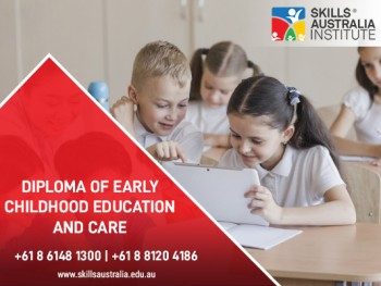 Develop your carrier with early childhood education in Perth
