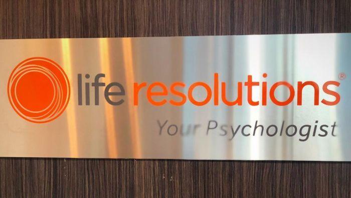 Life Resolutions ...