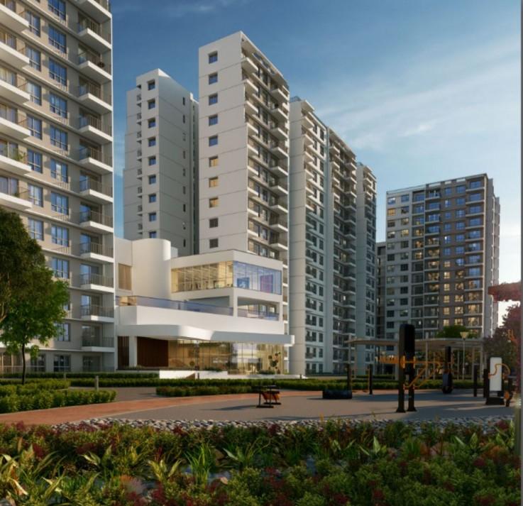 Godrej Aqua Apartments Bangalore