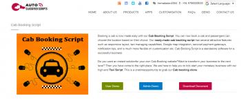 Uber Clone Script | OLA Script
