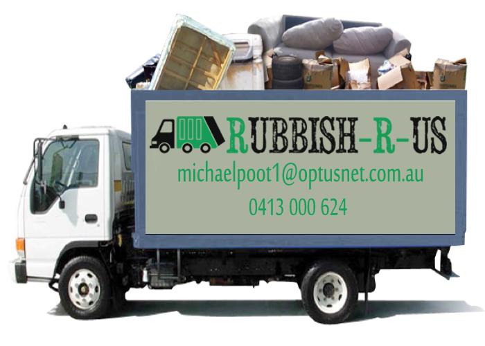 rubbish removal  ...