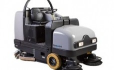 The highest quality sweeper and scrubber machines