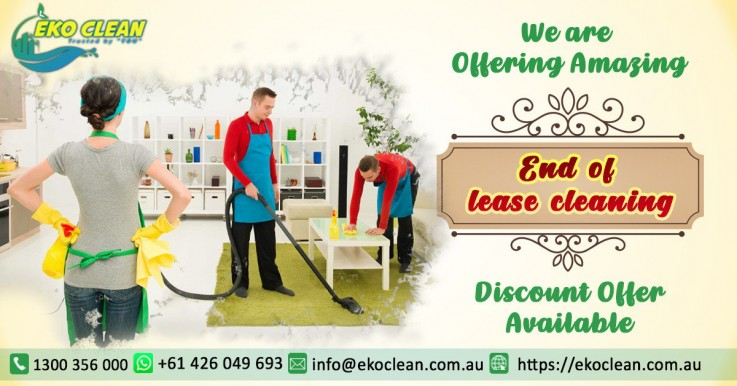 Best End of Lease Cleaning Service Provider in Adelaide