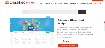 php readymade classified scripts