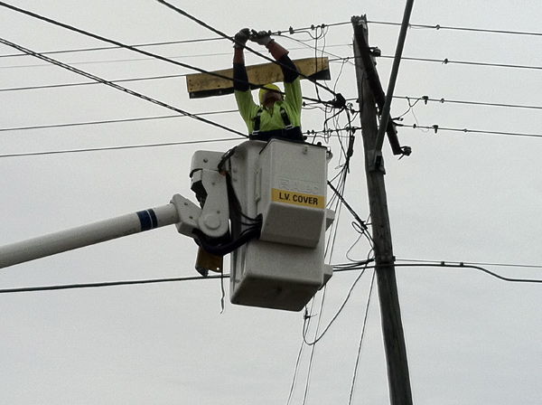 Level 2 Electrical Service Provider in Castle Hill