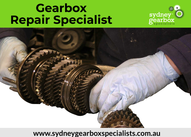 Gearbox Speciali ...