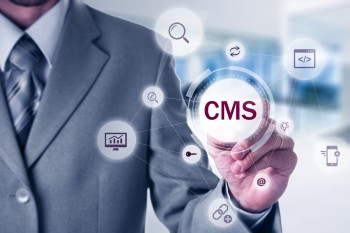 What is CMS in HTML?