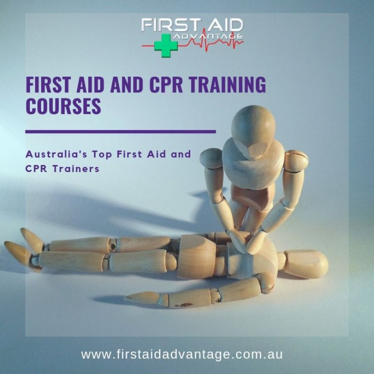 First Aid and CP ...