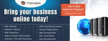 VPS+Shared Hosting & Dedicated Servers
