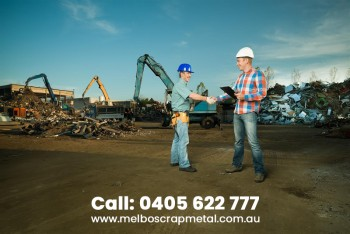 Deal in Cash for Scrap in Melbourne and Help Save the Planet