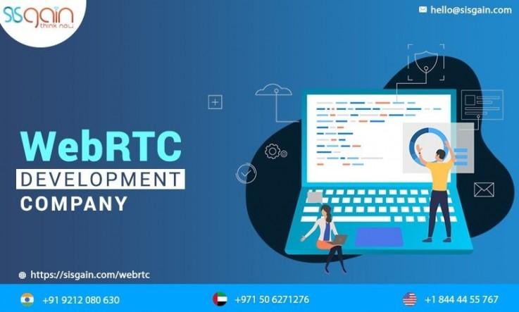 Enhancing web communications with WebRTC development