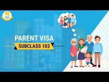 Parent Visa Subclass 103 | Aged Parent Visa 103