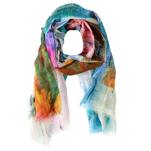 Flaunt Your Style with Elegant Scarves