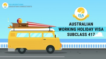 Working Holiday Visa 417 | Migration Agent Perth