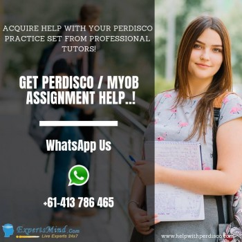 Hire Reliable Experts for Perdisco pract
