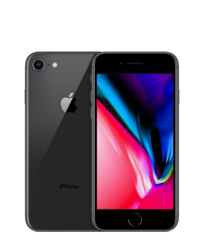 Iphone 8/64GB - UNLIMITED MOBILE PLAN!