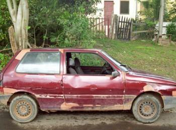 We buy your scrap car fast!