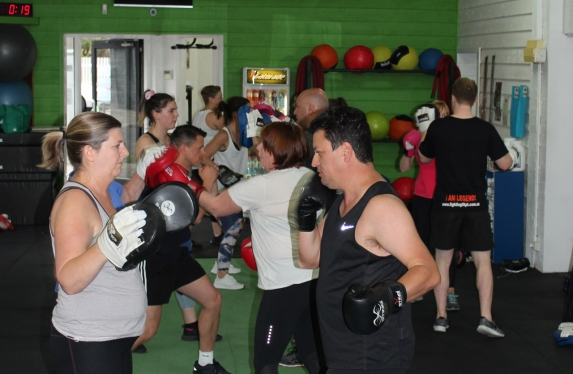 Best Corporate fitness center | Fighting