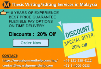 Thesis Help: Thesis Writing Service in Malaysia | 5000+experts