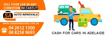 Free Car Removals Adelaide