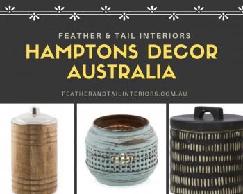 Hamptons Decor Australia