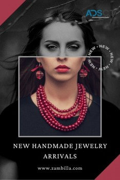 An Online Shop for Handmade Jewellery in