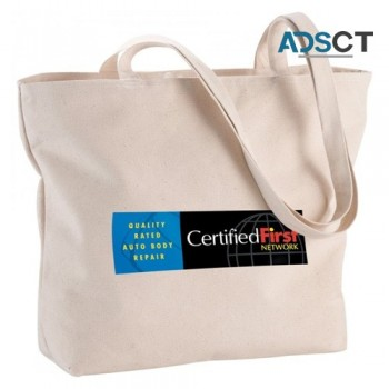 Get Custom Canvas Tote Bags from PapaChi