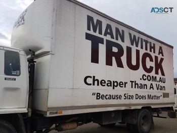 Man With A Van  - Removalist Melbourne