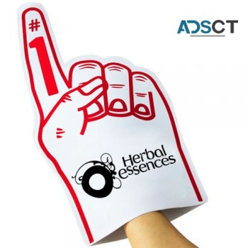 Get Promotional Foam Fingers from PapaCh