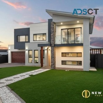New House for Sale in Canberra - 777 Hom