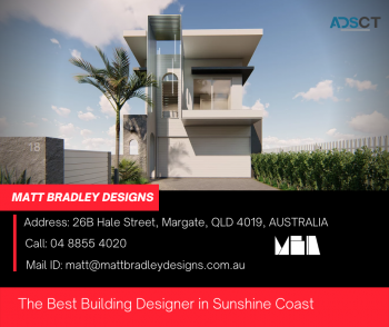 Matt Bradley Designs- The Best Building
