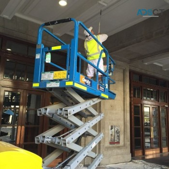 Fully Insured Commercial Painting
