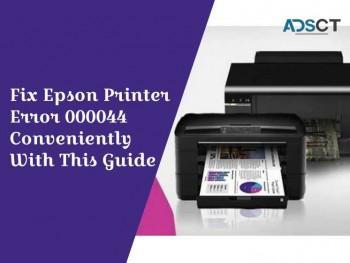 Fix Epson Printer Error 000044 Convenien