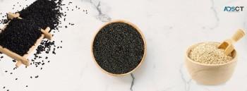 Organic Sesame Seeds Suppliers