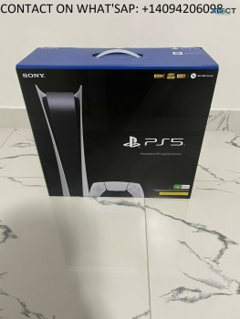 BRAND NEW Sony PS5 Digital Edition Conso