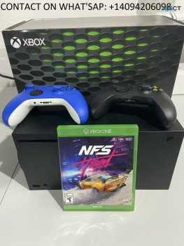 Xbox Series X 1TB with 2 Controllers and