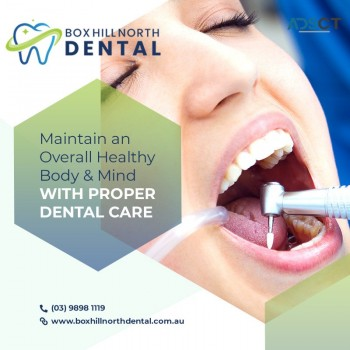 Visit the most trusted Box Hill general dentist