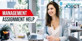 prepare a management assignment help?