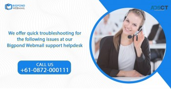 Bigpond Webmail Support