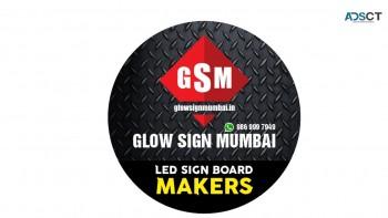 glow sign mumbai