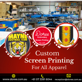 Best T-Shirt Printing Company in Austral