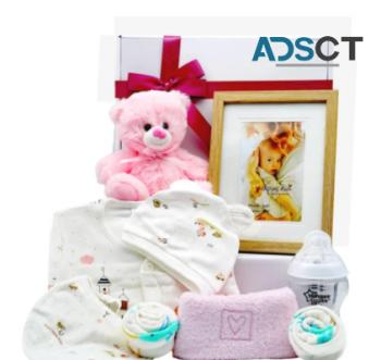 Baby Girl Gift Hampers