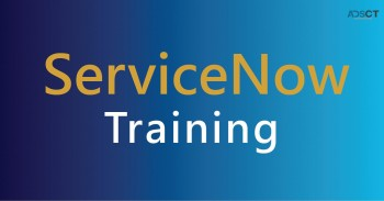 Learn Servicenow Training from our industry experts