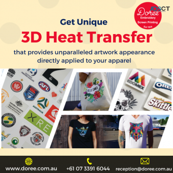 Smooth Finished 3D Heat Transfer