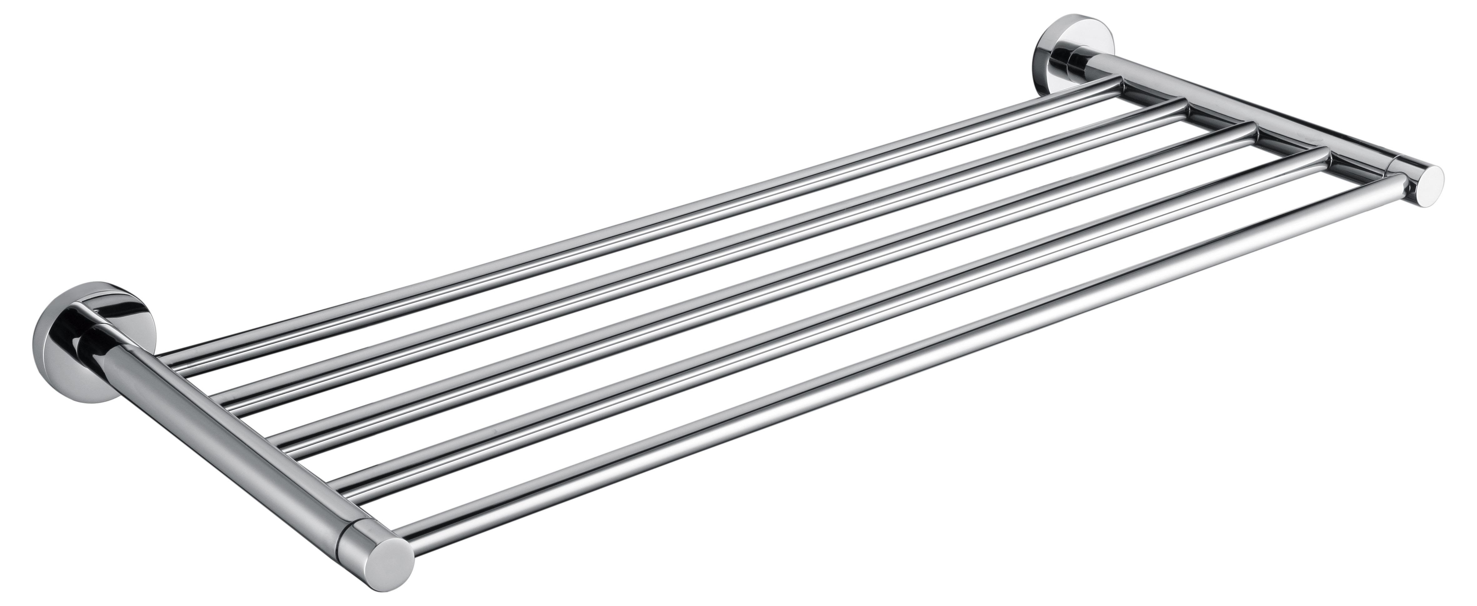 Bathroom Shelf Towel Rail Rack Bar Holder  Z2320