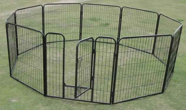10 x 800 Tall Panel Pet Exercise Pen Enclosure  Z2325